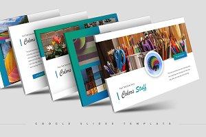 Colors - Google Slides Template