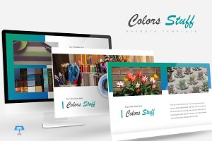 Colors - Keynote Template