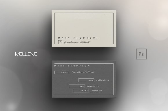 business card template for photoshop business card templates