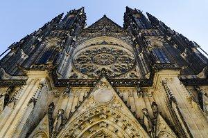 St. Vitus Church in Hradcany, Prague