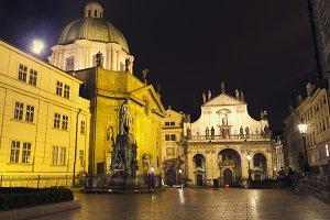 Statue of Charles IV, Prague