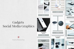 Gadgets Pinterest Posts