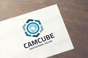 Cam Cube Logo