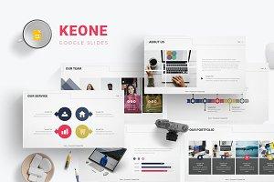 Keone - Google Slides Template