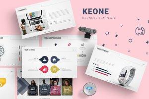 Keone - Keynote Template