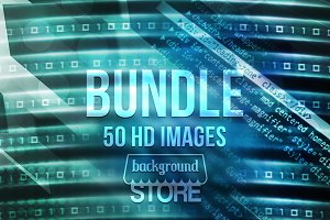 Technology Backgrounds Bundle
