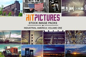 Industrial America Photo Pack Vol. 1