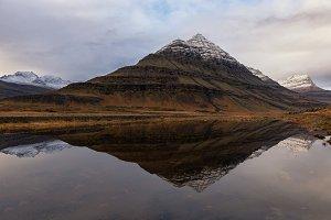 Bulandstindur peak