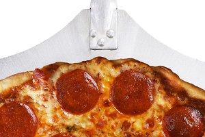Pepperoni Three Cheese Pizza