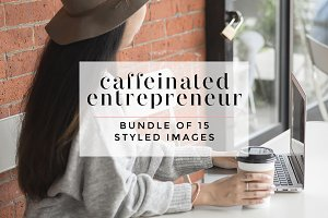 Caffeinated Entrepreneur Bundle