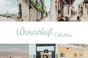 Wanderlust Collection LR Presets