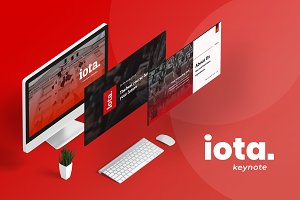 Iota Education Keynote Presentation
