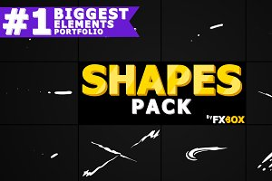 Funny Shapes Motion Graphics