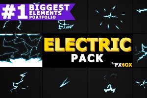 Flash FX ELECTRIC After Effects