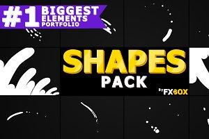 Shape Elements Motion Graphics