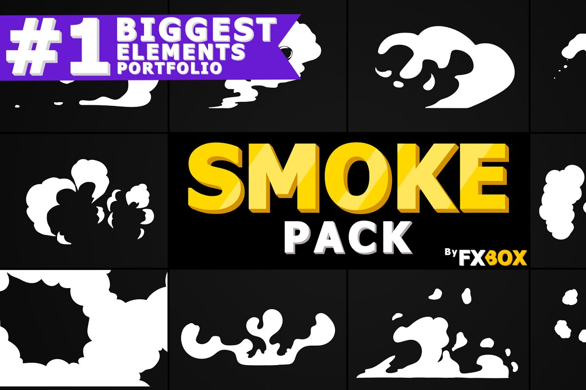 Hand Drawn SMOKE After Effects
