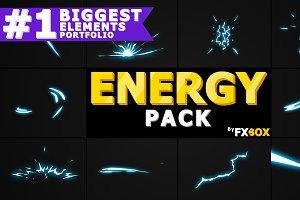 2DFX Energy Elements Motion Graphics