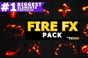 Flash FX Flame Premiere Pro