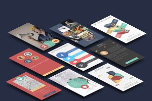 SmartPhone PowerPoint Template