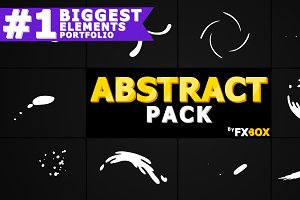 Abctract Shapes Motion Graphics