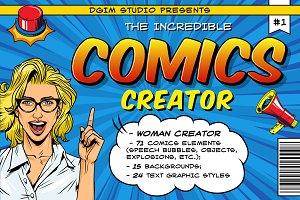Comics Creator