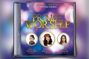 Praise Worship Church Conference CD