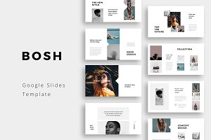 BOSH - Google Slide Template