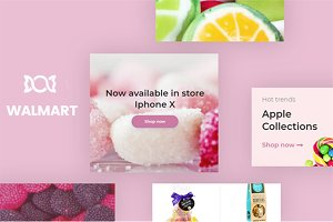 Leo Walmart - Food, Candy, Sweet Sho