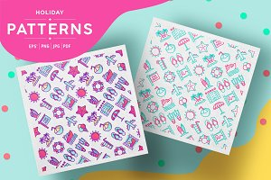 Holiday Patterns Collection
