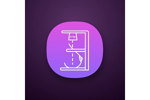 Mammography app icon