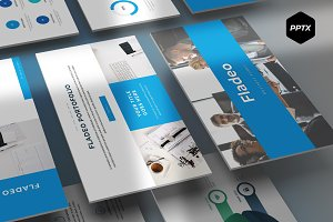 Fladeo - Powerpoint Template