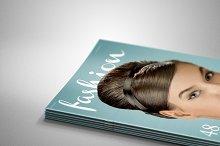 Pile of Magazines Mock-up