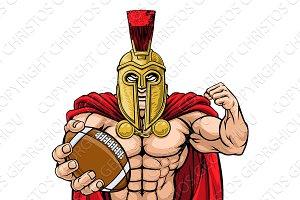 Spartan Trojan American Football