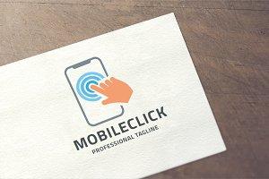 Mobile Click Logo