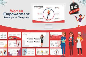 Women Empowerment PPT Template