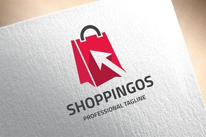 Shoppingos Logo