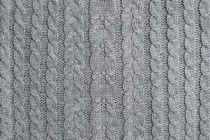 Knitted wool texture knit background