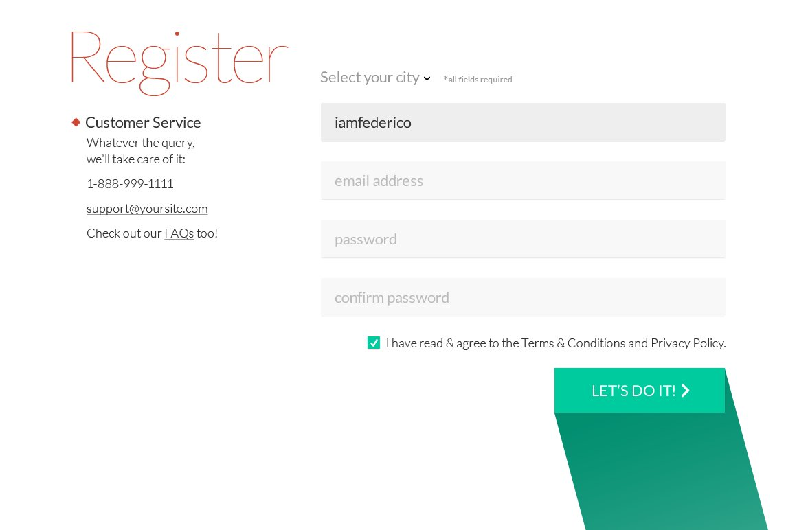 register form photos graphics fonts themes templates register form ui psd