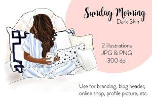 Sunday Morning - Dark Skin