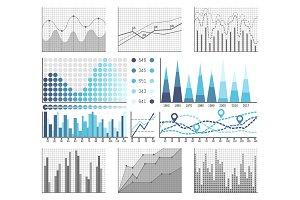 Infographics and Diagnostics, Charts