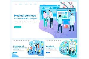 Medical Services, Rehabilitation