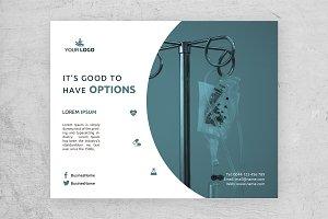 Horizontal Medicine Flyer