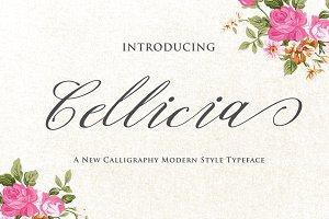Cellicia Script