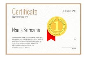 Certificate280