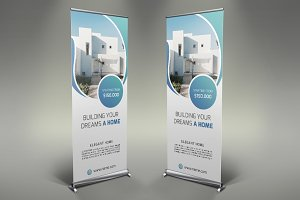 Real Estate Roll-Up Banner