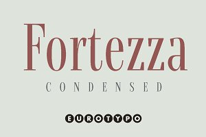 Fortezza Condensed