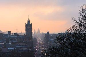 Edinburgh II, Scotland