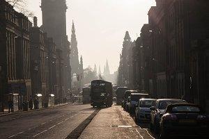 Edinburgh I, Scotland