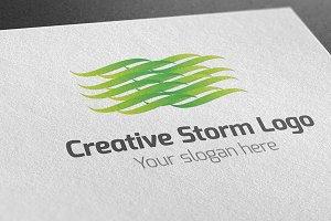Creative Storm Logo