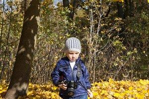 child photo hobby